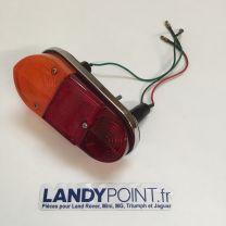 13H222 -  Rear Lamp Cluster LH - Mini - MGA