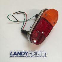13H223 - Rear Lamp Cluster RH - Mini - MGA