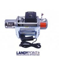 BA2604 - Electric Winch 9500lbs - Remote Control - 12v - TMax - Defender / Land Rover Series - PRICE & AVAILABILITY ON APPLICATION