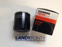 CDU1268 - Oil Filter 1.8 Petrol - Mahle / UFI / Filtron / Coopers - Freelander / MG / Rover