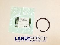 CR110625 - Engine Front Cover Roller Bearing Retaining Circlip - TD5 - Genuine - Defender / Discovery 2