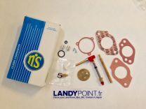 CRK227 - Kit Complet Refection - HS4 - sans Waxstat Papillon avec Valve - Defender / Discovery / Range Rover Classic / Classic Mini