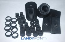 GAC2003X - Suspension Rubber Rebuild Kit - Front & Rear - MGA 1500