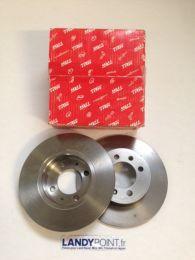 GBD90842TRW - Rear Brake Disc - TRW - MG