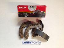 GBS733AF - Front Brake Shoe Set - Mintex - Classic Mini / MG
