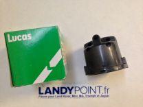 GDC114LUCAS - Side Entry Distributor Cap - Lucas - Triumph