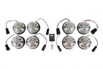 GA1191 - Kit De Feux LED Transparent - TERRAFIRMA - Defender 90 / 110 - Series 3