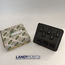 BTR1525ASSY - Complete Set of Console Switches - Genuine Land Rover - Range Rover & Discovery