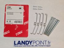 JLM1539R - Brake Pad Pin Kit - TRW - Jaguar