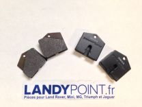 JLM9518R - Hand Brake Pads - IRS Models - Aftermarket - Jaguar