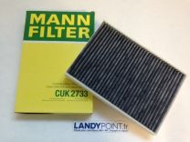 LR000901 - Pollen Filter - OEM - Land Rover Evoque / Freelander 2