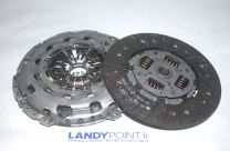 LR008556 - Clutch Kit 2.2L TD4 - LUK - Freelander 2