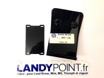 MRC5798 - Plat de Guide pour Ceinture - Genuine - Range Rover Classic