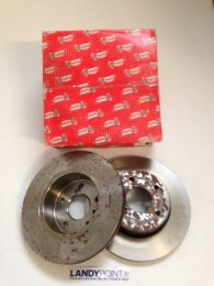 NTC8780F - FERODO SPECIAL OFFER - Front Ventilated Brake Discs - Range Rover P38