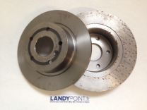 NTC8781F - FERODO SPECIAL OFFER - Rear Brake Discs - Pair - Discovery 2 / Range Rover P38