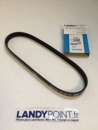 PQS100840 - Alternator Drive Belt - Dayco - MG / Rover / Freelander