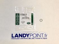 """QED100100 - Power Steering Thin Green """"O"""" Ring - Low Pressure Pipe to PAS Box - Genuine - Discovery 2"""