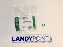 """QED100110 - Power Steering Thick Green """"O"""" Ring - Low Pressure Pipe to PAS Box - Genuine - Discovery 2"""