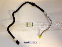 QEH000122 - Power Steering Hose - 4.4L BMW V8 - Genuine - Range Rover L322