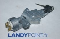 QRF100880 - Steering Column Lock Assembly - 200TDi / 300TDI / TD5 - Defender