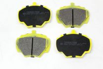 STC9188P - Rear Brake Pad Set Without Pins & Clips - Ceramique Performance TERRAFIRMA - Defender 90 / Discovery 1 / Range Rover Classic