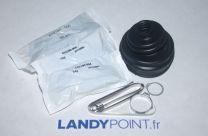 TDR000230 - Inner Joint Driveshaft Gaiter Kit - Rover 25 / 200 / 400 / 800 - Genuine
