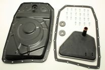 TF2142 - Metal Oil Pan Transmission - 6 Speed Automatic - 6HP26 - TERRAFIRMA - Discovery 3 / Discovery 4 / Range Rover Sport / Range Rover L322