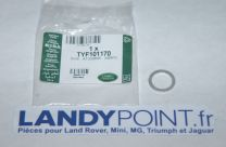 TYF101170 - Automatic Gearbox Drain Plug Sealing Washer - Genuine - Discovery 2 / Range Rover P38