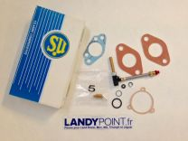 WZX1851 - Kit de Refection  HS2 - Joint / Pointeau / gicleur - 1.25 SU Carbureteur - Defender / Discovery / Range Rover Classic / Classic Mini