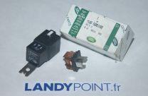 YWB500160 - Glow Plug Relay - Genuine - Range Rover L322